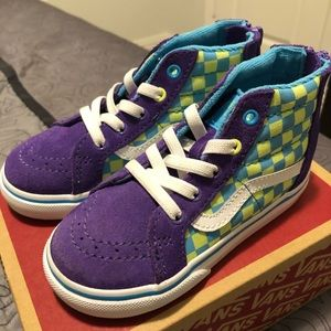 Toddler Hi Top Vans
